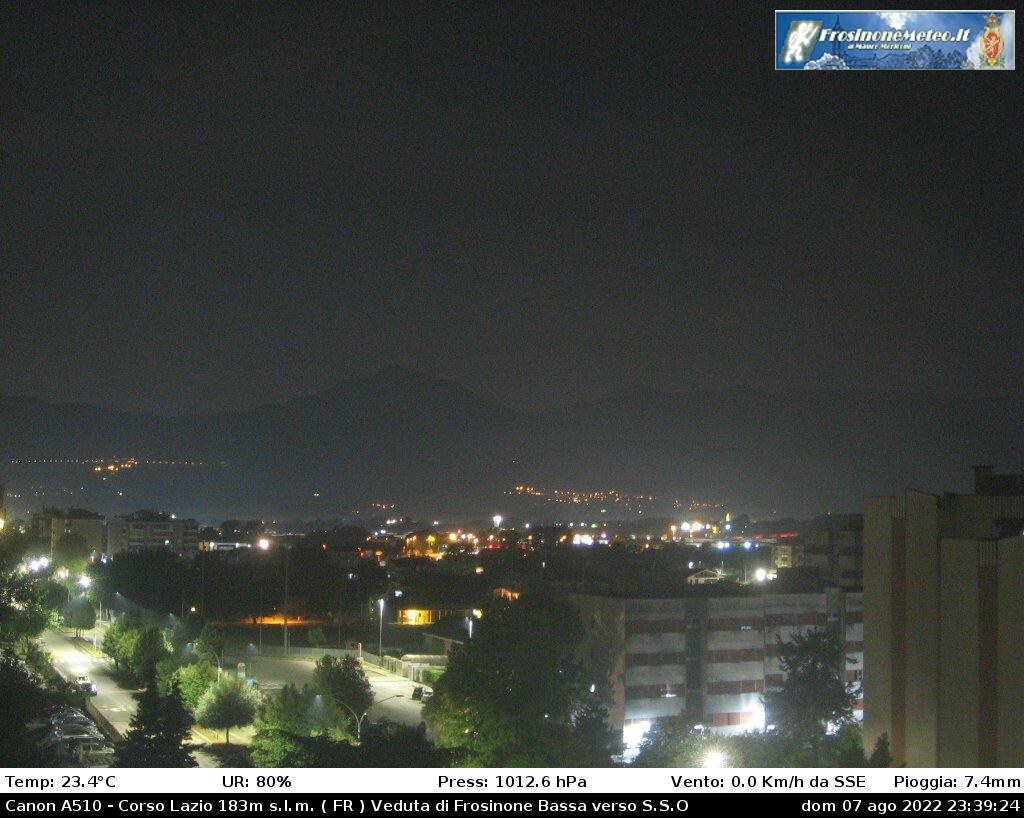 Webcam Frosinone
